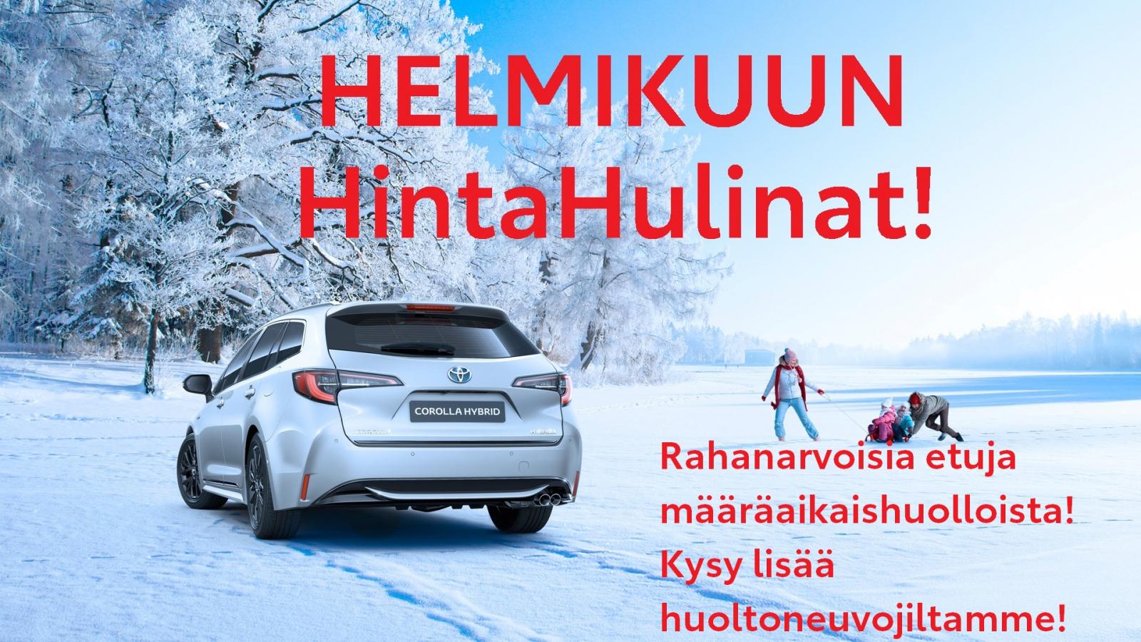 Juhan Auto Vaihtoautot