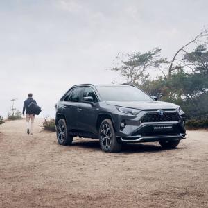 ♥️ Toyota RAV4 Plug-in Hybrid ♥️  #juhanauto #oulu #kuusamo #raahe #kemijärvi #toyotasuomi