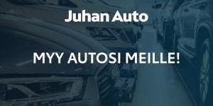 Ostetaan autoja - Juhan Auto Oy