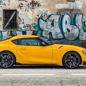 Mitäs mieltä olette tästä upeasta Toyota Suprasta? #juhanauto #toyotasuomi #supra https://www.moottori.fi/ajoneuvot/jutut/maistiainen-toyota-supra-tarina-siita-kuinka-toyota-teki-bmwn-osista-paremman-auton/