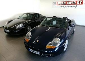 Onko äitienpäivälahja vielä ostamatta? Ei hätää, me voimme auttaa. Tässä pari oivaa lahjavinkkiä :) Porsche Boxster Cabriolet S 19950€ Porsche Cayman 2.9 PDK 40950€ Tule ja valitse omasi. Punainen lahjarusetti kaupan päälle. http://www.juhanauto.fi/vaihtoautot/PORSCHE