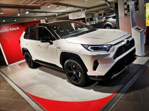 Aijaijai. Nyt on herkkua tarjolla. Nimittäin Toyotan Uusi Rav 4 ensiesittelyssä tulevana viikonloppuna!! Tervetuloa näkemään, kokemaan ja koeajamaan.