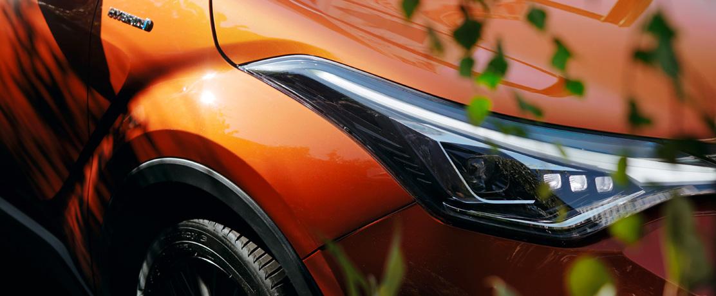 Toyota Chr Hybrid >> Uusi Chr Hybrid Juhan Auto Oy